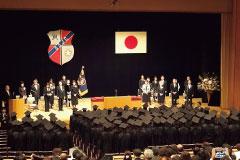 卒業式・卒業ミサ・フェアウェルパーティー(2年)