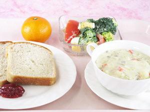 応用栄養学実習 思春期食